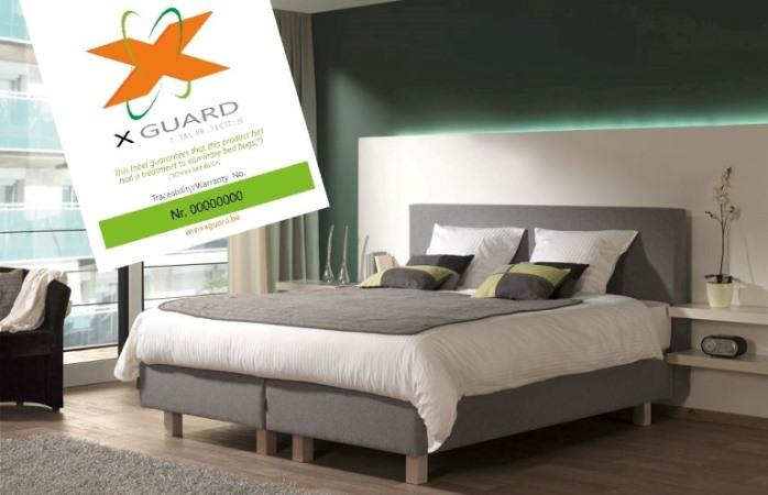x guard fr vrbedding hotel leverancier met volledige eigen productie in tielt. Black Bedroom Furniture Sets. Home Design Ideas